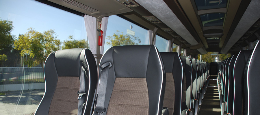 Alquiler De Autobuses Para Transporte Escolar Sevilla Autocares Casal
